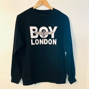 Authentic BOY LONDON black sweatshirt Size: S